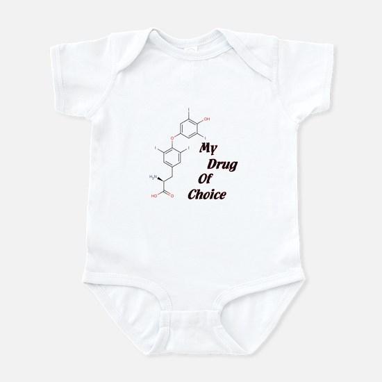 Synthroid T-shirt Infant Bodysuit