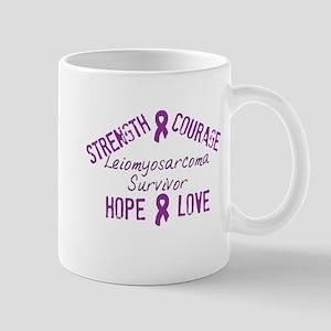 Leiomyosarcoma Inspirational Mug