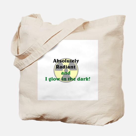 Absolutely Radiant Tote Bag
