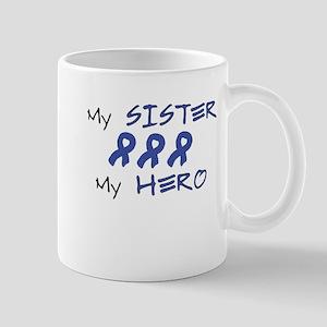 Hero Sister Blue Mug