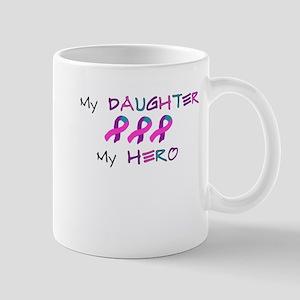 Hero Daughter Tri Mug