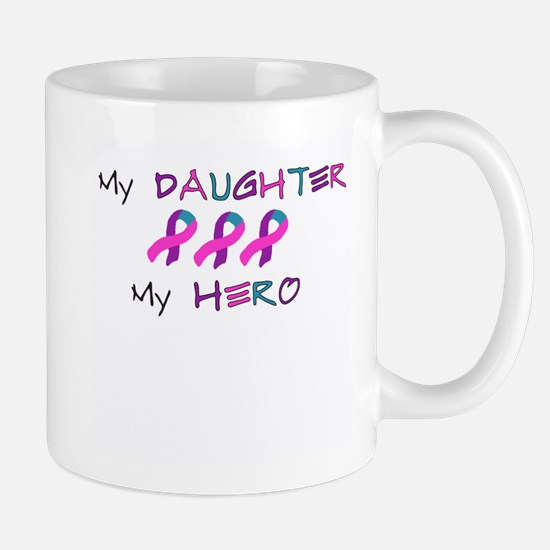 Hero Daughter Tri Mug