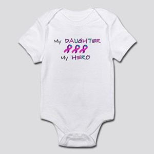 Hero Daughter Tri Infant Bodysuit