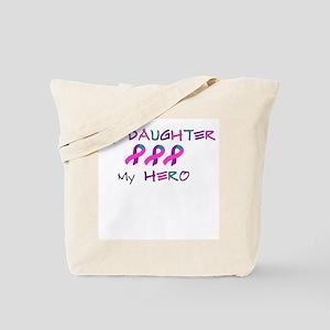 Hero Daughter Tri Tote Bag