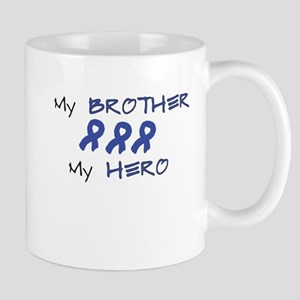 Hero Brother Blue Mug