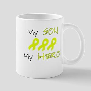 Hero Son Yellow Mug