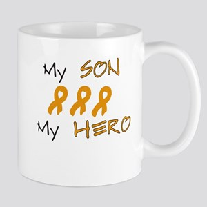 Hero Son Orange Mug