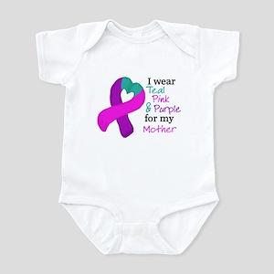 I WEAR TRI for my Mother Infant Bodysuit
