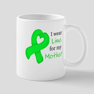 I WEAR LIME for my Mother Mug