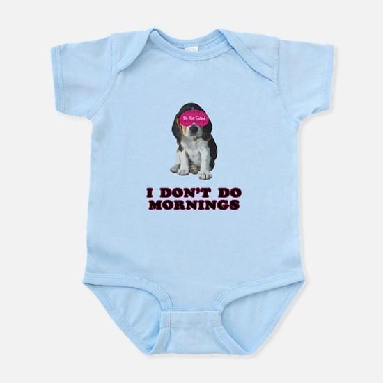 Beagle Mornings Infant Bodysuit