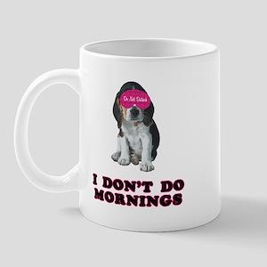 Beagle Mornings Mug