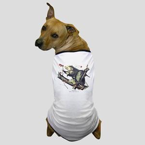 Audubon Opossum Possum Dog T-Shirt