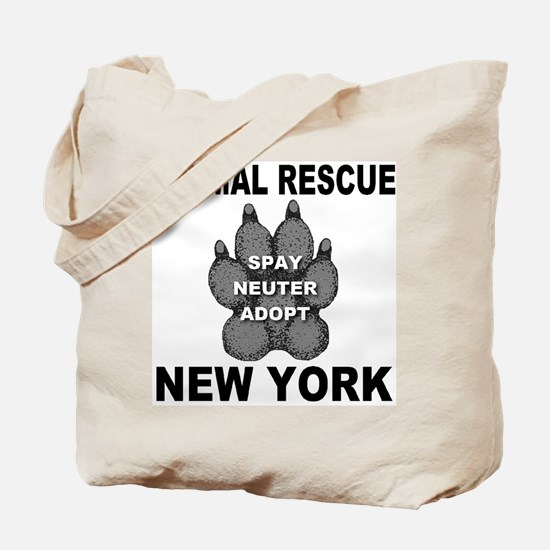 Cute Rescue horses Tote Bag