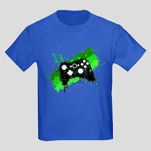 Graffiti Box Pad Kids Dark T-Shirt