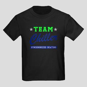 Team Chiller 2 Kids Dark T-Shirt
