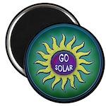Go Solar! Magnets
