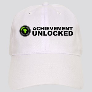 Achievement Unlocked Cap