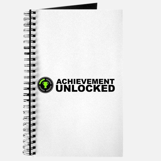 Achievement Unlocked Journal