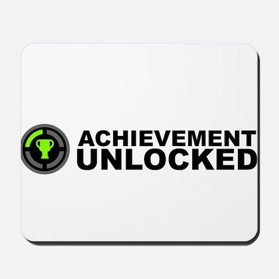Achievement Unlocked Mousepad