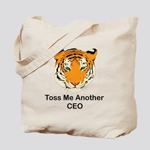 Toss ME Another CEO Tote Bag