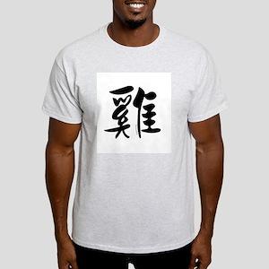 Rooster (1) Light T-Shirt