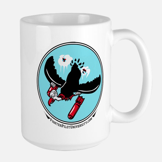 511th TFS Vultures Large Mug