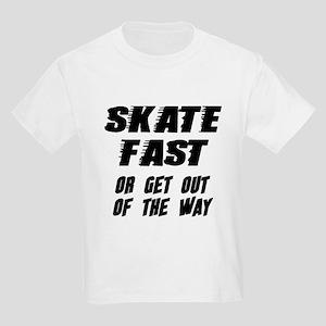 Skate Fast Kids Light T-Shirt