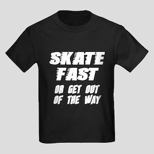 Skate Fast Kids Dark T-Shirt