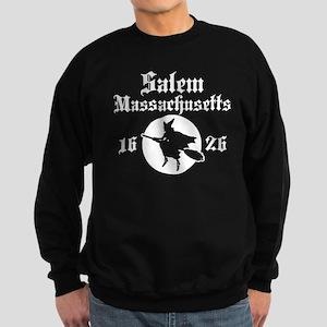 Salem Massachusetts Sweatshirt (dark)