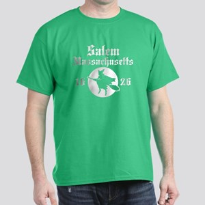 Salem Massachusetts Dark T-Shirt