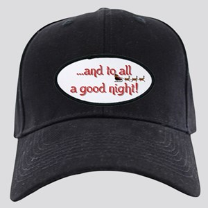 """""""..and to all a good night!"""" Black Cap"""