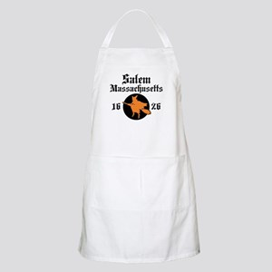 Salem Massachusetts BBQ Apron