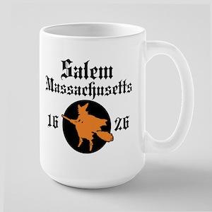 Salem Massachusetts Large Mug