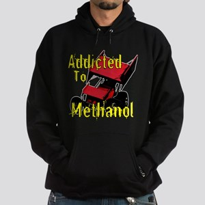 Addicted to Methanol Hoodie (dark)
