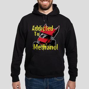 Addicted to Methanol Hoodie (dark)