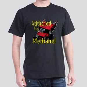 Addicted to Methanol Dark T-Shirt