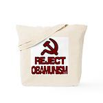 Reject Obamunism Tote Bag
