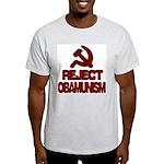 Reject Obamunism Light T-Shirt