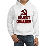 Reject Obamunism Hooded Sweatshirt