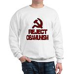 Reject Obamunism Sweatshirt
