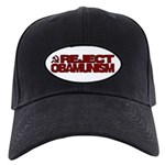 Reject Obamunism Black Cap