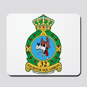 32d FS Slobberin' Wolfhounds Mousepad