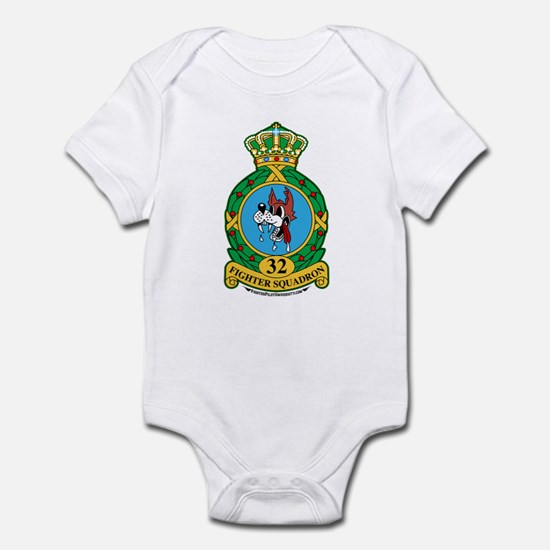 32d FS Slobberin' Wolfhounds Infant Bodysuit
