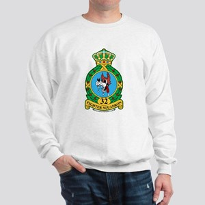 32d FS Slobberin' Wolfhounds Sweatshirt
