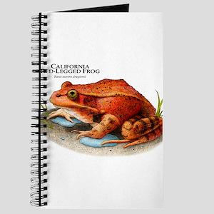 California Red-Legged Frog Journal