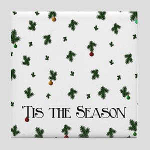 'Tis the Season! Tile Coaster