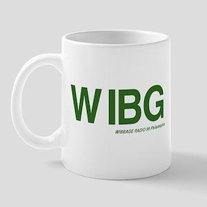 WIBG Philadelphia 1973 11 oz Ceramic Mug