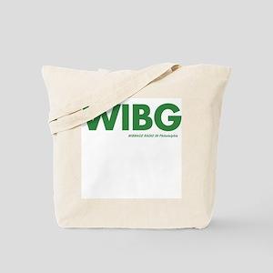 WIBG Philadelphia 1973 Tote Bag