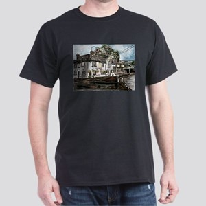 George and Dragon Pub Restaur Dark T-Shirt
