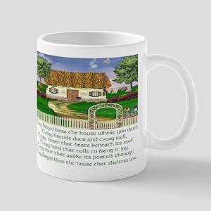 Irish House Blessing Mug